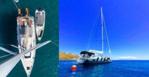 greece sail